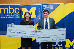 Michigan Business Challenge Winner 2016 PreDxion Bio