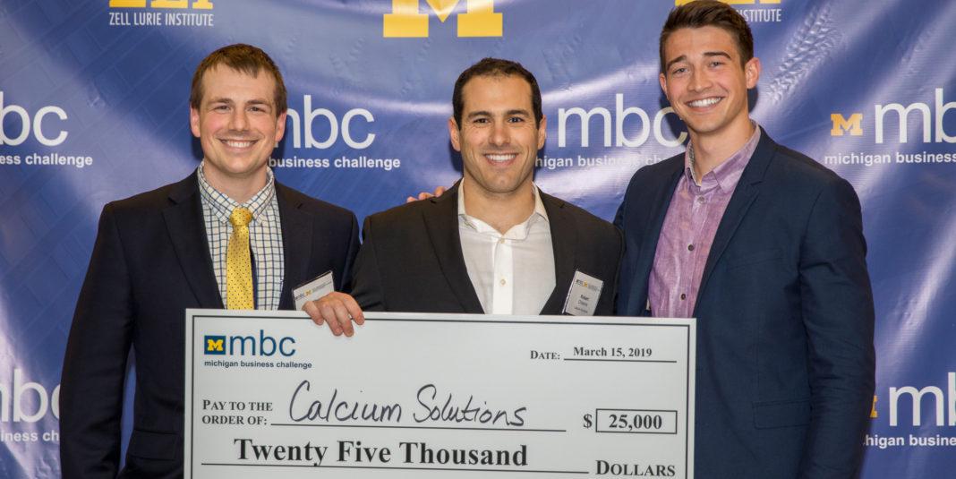 MBC 2019 Winner Zell Lurie Institute University of Michigan