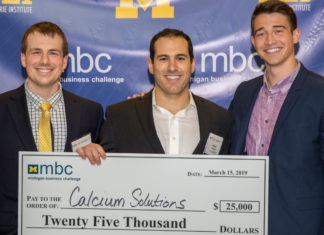 MBC 2019 Winner Zell Lurie Institute University of Michigan
