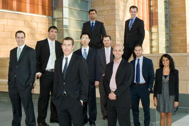 2010 Zell Scholars