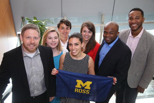 Michigan Ross Student Team